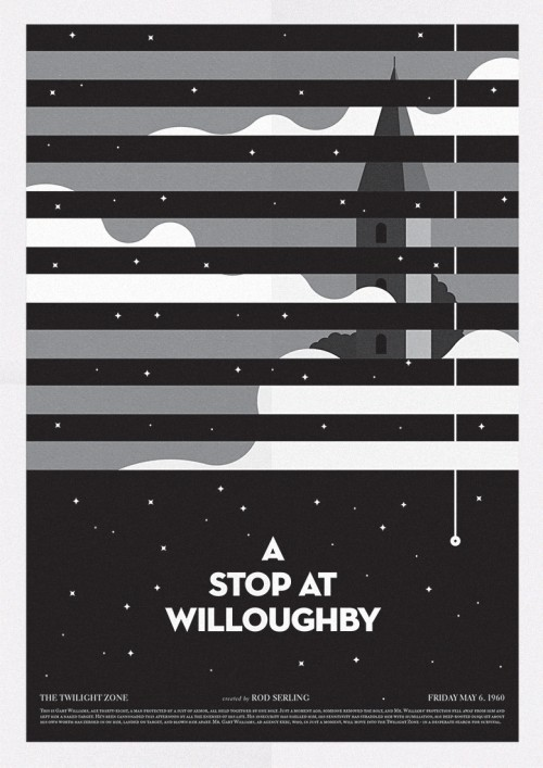 Twilight Zone Poster Series