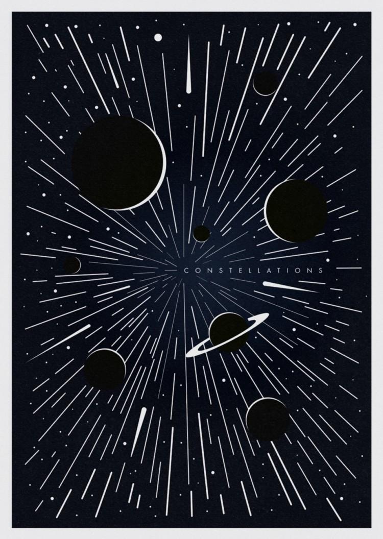 Constellations. Tokyo Design Week