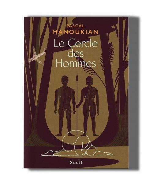 Le Cercle des Hommes – Book Cover
